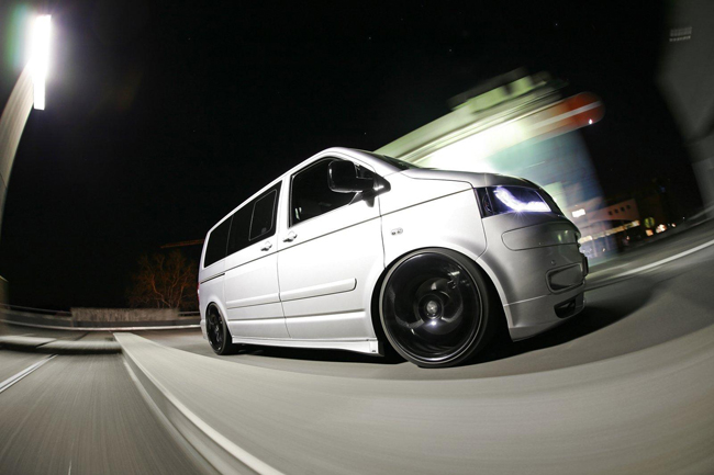 VW T5 Upgrades
